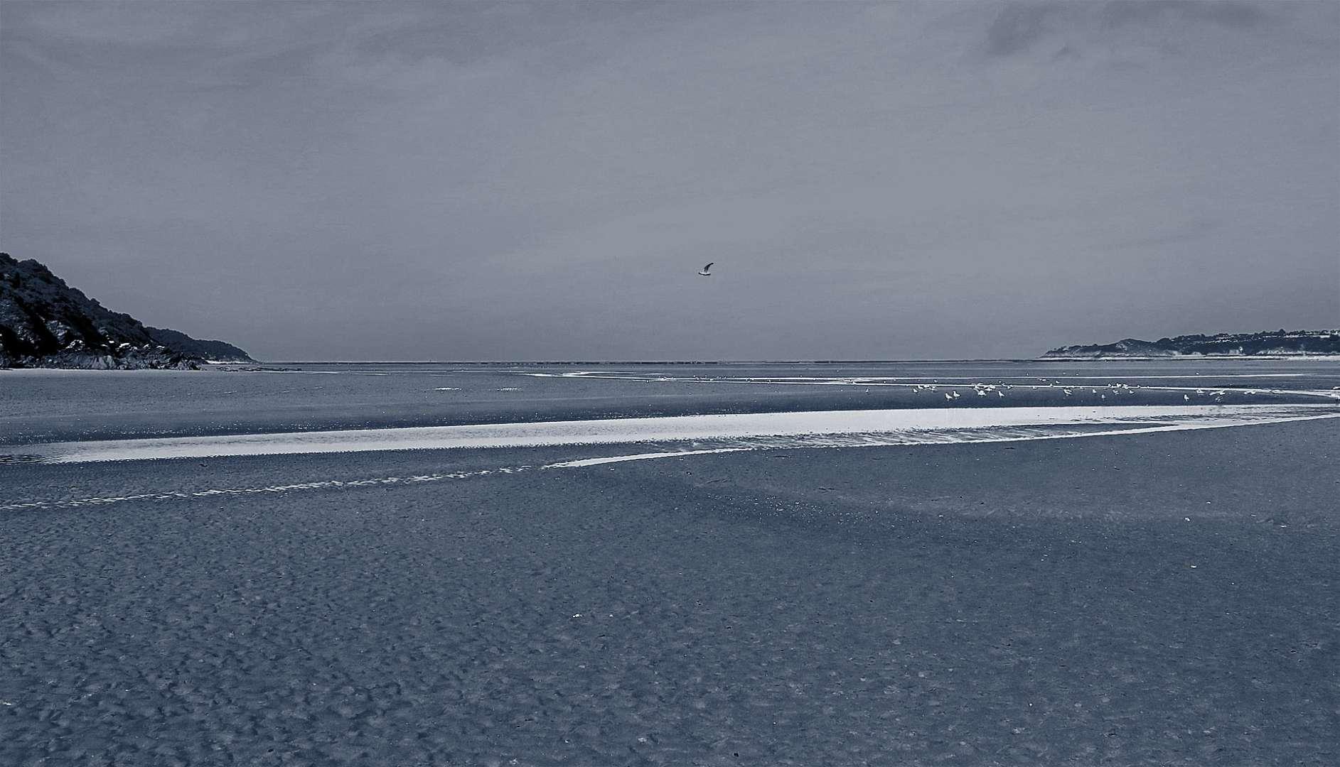 La baie de la Fresnaye
